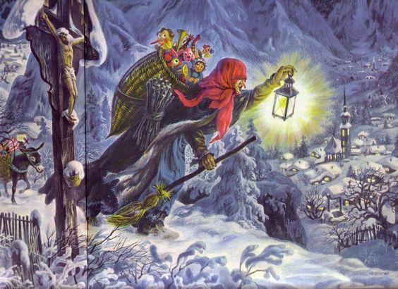 Sogno di una notte d'inverno