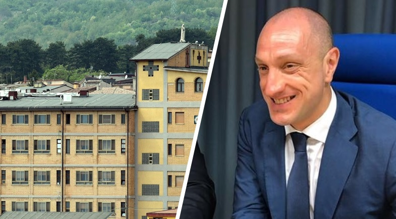 """Clinica Immacolata, il sindaco Santilli """"Garantire posti di lavoro e servizi di qualità"""""""