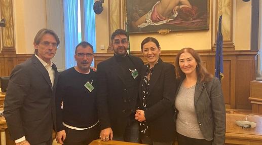 Confesercenti Immagine e Benessere in audizione alla Camera dei Deputati, nella delegazione anche l'Acconciatore marsicano Filiberto Figliolini