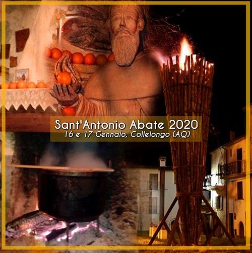 """L'accensione delle """"Cuttore"""" dà il via alla festa di Sant'Antonio Abate"""