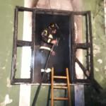 Appartamento in fiamme nella notte ad Avezzano, abusivi fuggono al momento dell'incendio