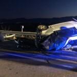 Terribile incidente stradale, muore una ragazza di Aielli