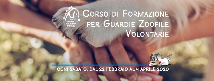 Corso di formazione per Guardie Zoofile Volontarie