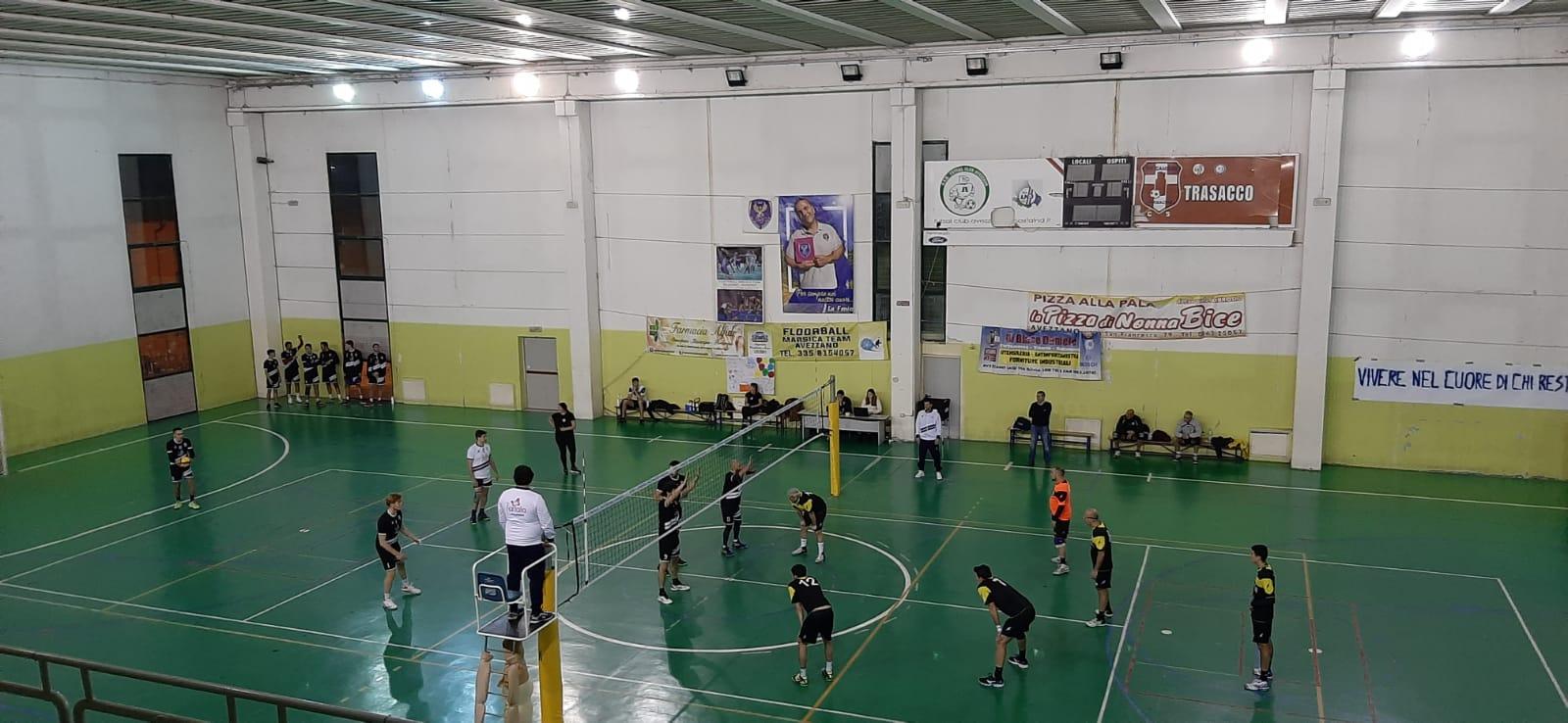 Pallavolo Maschile Serie C. I Leoni perdono in casa per 3 a 1 contro il Jurassic Volley