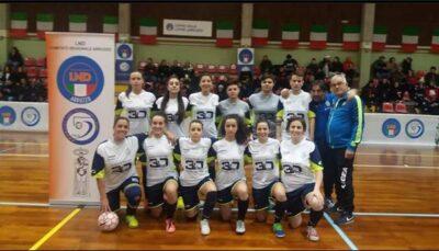 Futsal femminile: Orione in semifinale dopo una grande gara