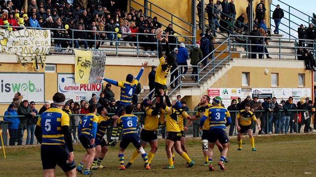 Rugby: l'Avezzano si riscatta e vince a Frascati con bonus; si torna in campo a metà febbraio