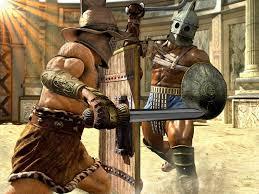 Quando i Galdiatori Marsi combattevano al Colosseo