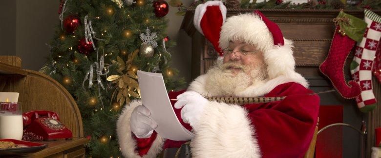 Ecco i bambini che riceveranno il premio per la letterina più originale scritta a Babbo Natale, durante Magie di Natale