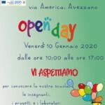 """Open day della scuola dell'infanzia """"C. Collodi"""" di Avezzano"""