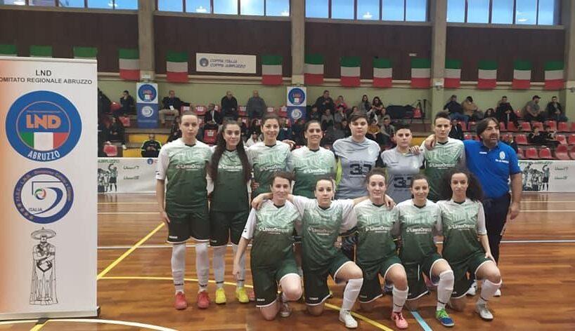 Derby di Avezzano nella semifinale di Coppa Abruzzo femminile