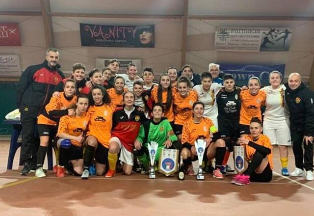 Futsal femminile: Dopo la vittoria in coppa, arrivano i primi 3 punti del 2020 per l'Orione