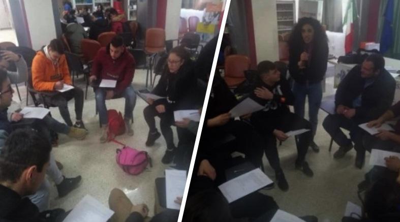 Come affrontare un colloquio di lavoro, formazione e orientamento per gli studenti delle classi quinte del Serpieri