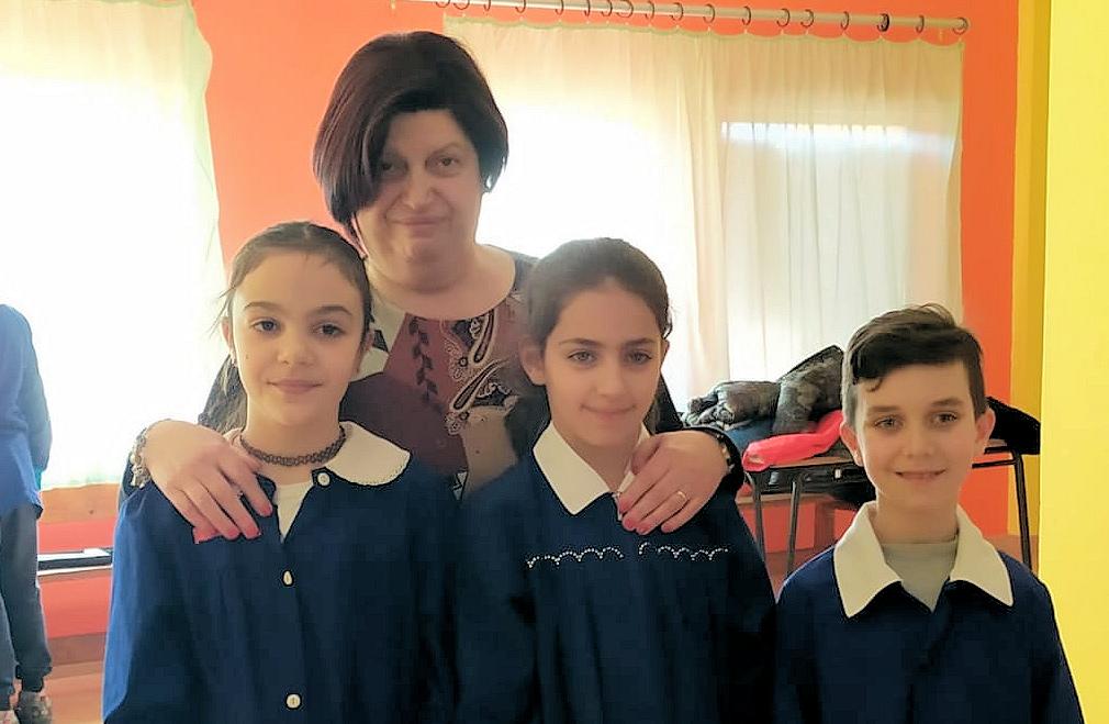 La bella iniziativa dei bambini della Parrocchia San Giuseppe di Pescina