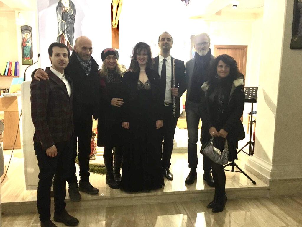 Grande successo del Concerto dell'Epifania a Casali Di Aschi