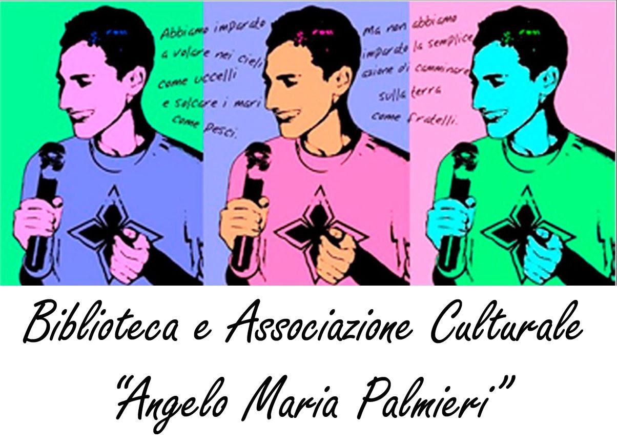 """Al via il bando per il Premio giornalistico """"Angelo Maria Palmieri"""""""