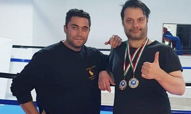 Kung Fu, Calisse campione d'Italia