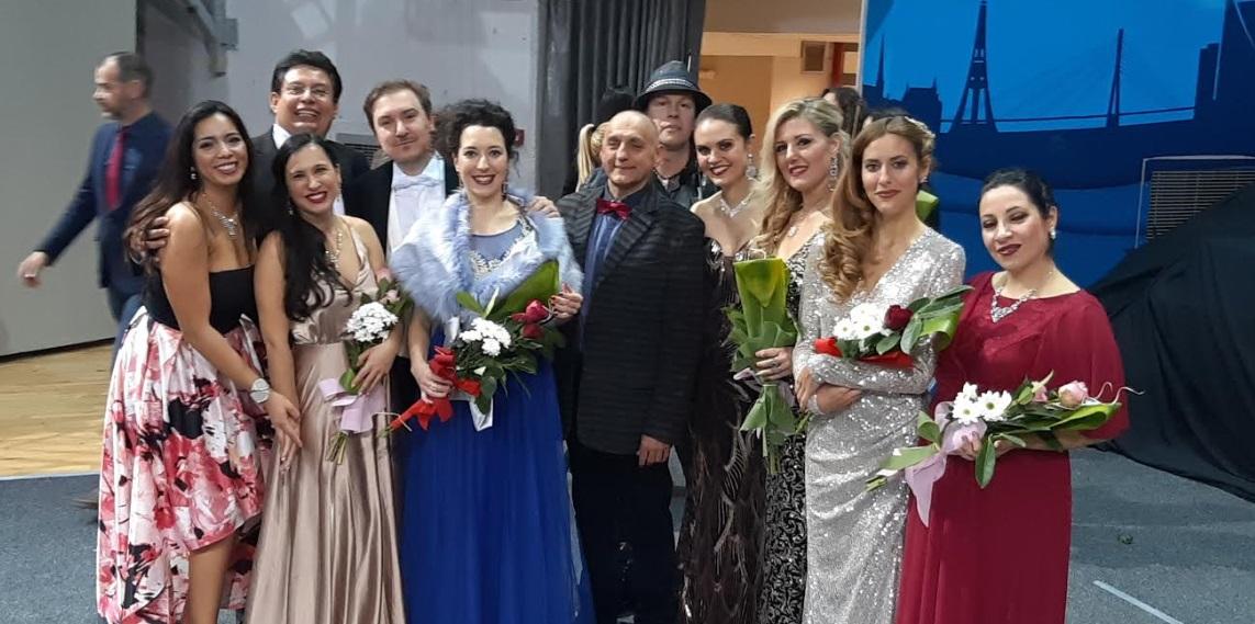 Nuovo successo del giovane soprano marsicano Chiara Tarquini in Serbia