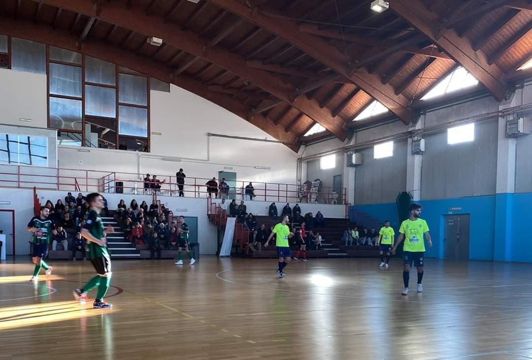 Futsal C2: Vince il Futsal Celano la gara interna contro il Chieti