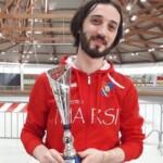 Primo posto per Giuliano Fina nella prova regionale di Spada a Pescara