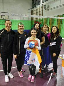 """""""Volley in maschera"""", un pomeriggio tra sport e divertimento"""