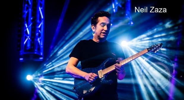 Il chitarrista Neil Zaz in concerto, sabato 8 febbraio