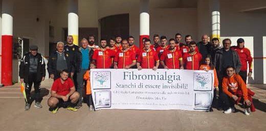 Il San Benedetto Venere si schiera contro la fibromialgia