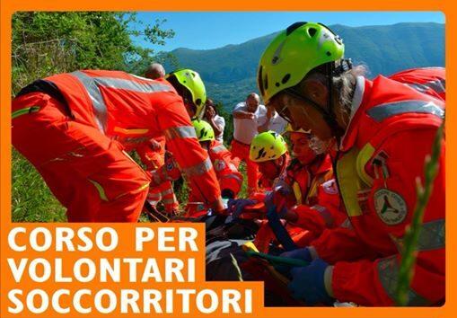Stiamo cercando proprio te! Corso per volontari soccorritori a Civitella Roveto