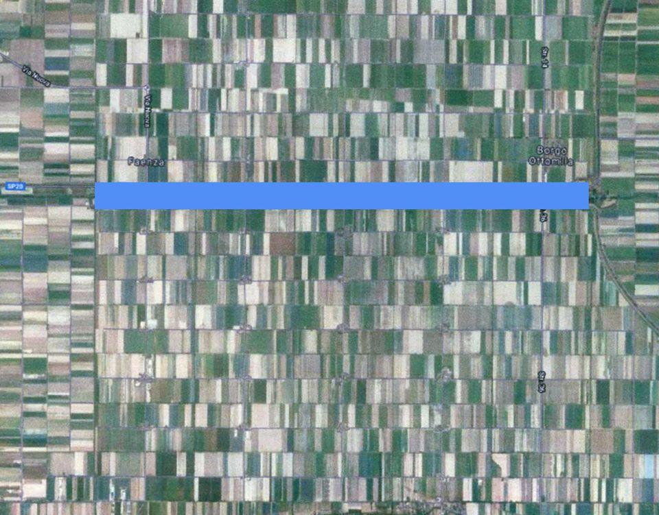 Una terza ipotesi per risolvere il problema dell'accumulo delle acque del Fucino