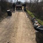 """Celano, strade ripulite dai rifiuti, il sindaco Santilli """"Mantenere pulita e salubre una città e' una sfida che appartiene a tutti"""""""