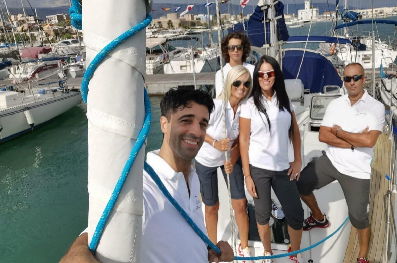 """Afrodite, la barca a vela marsicana alla conquista del mare Adriatico, """"Se puoi sognarlo, puoi farlo"""""""