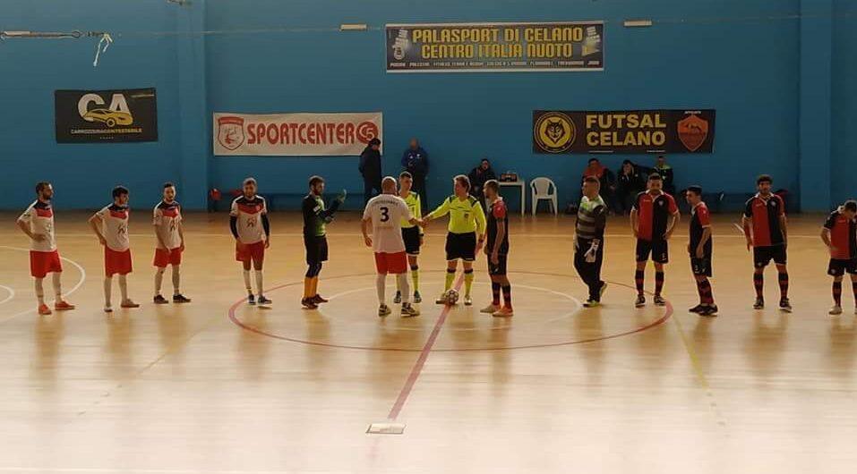 Futsal C1: dura sconfitta per lo Sport Center