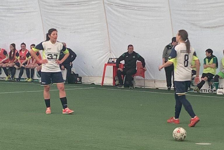 Futsal Femminile: L'Orione conquista il primo posto in campionato