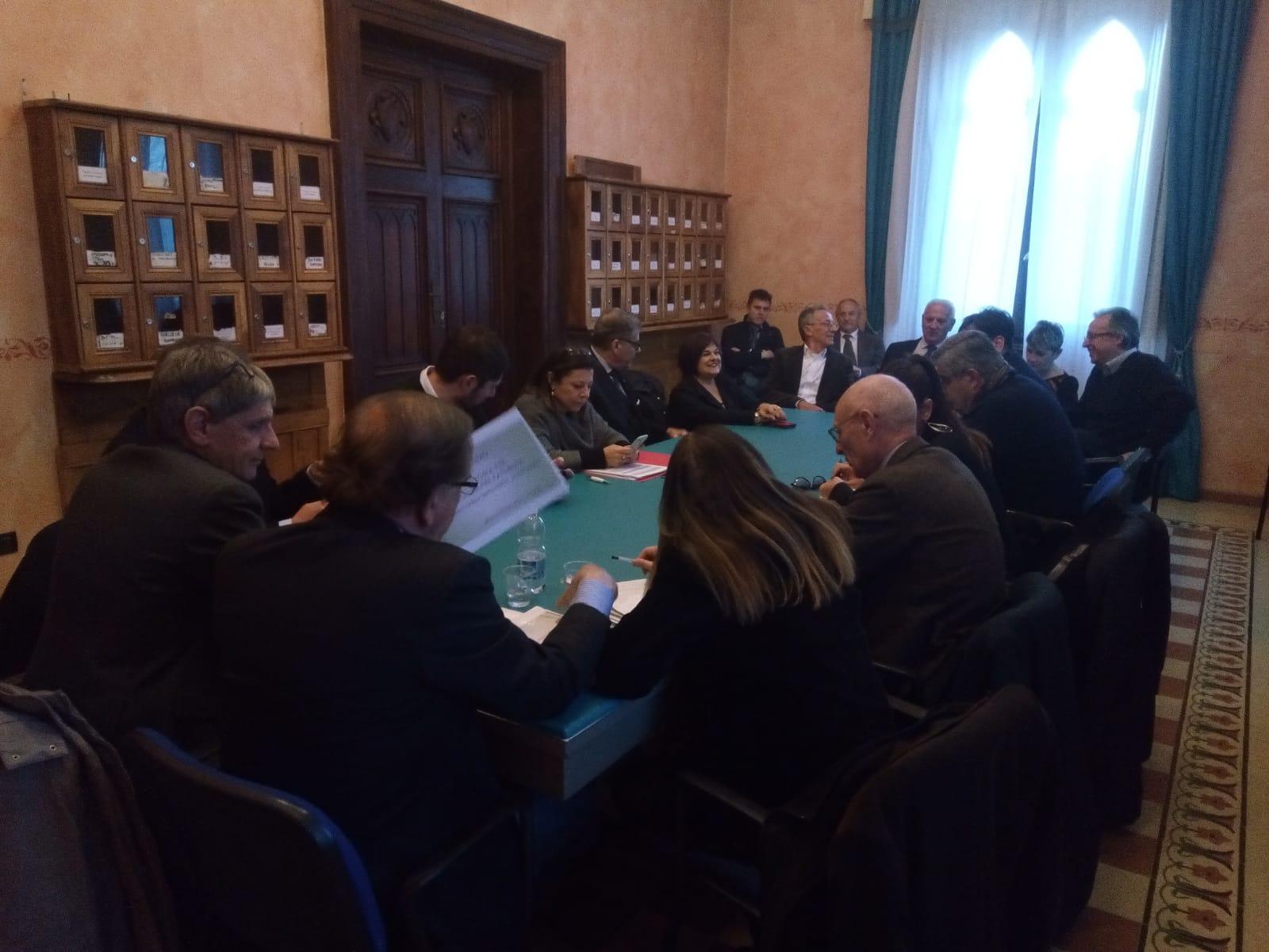 Potenziamento della linea Pescara-Roma, oggi il Movete ha incontrato il ministro De Micheli