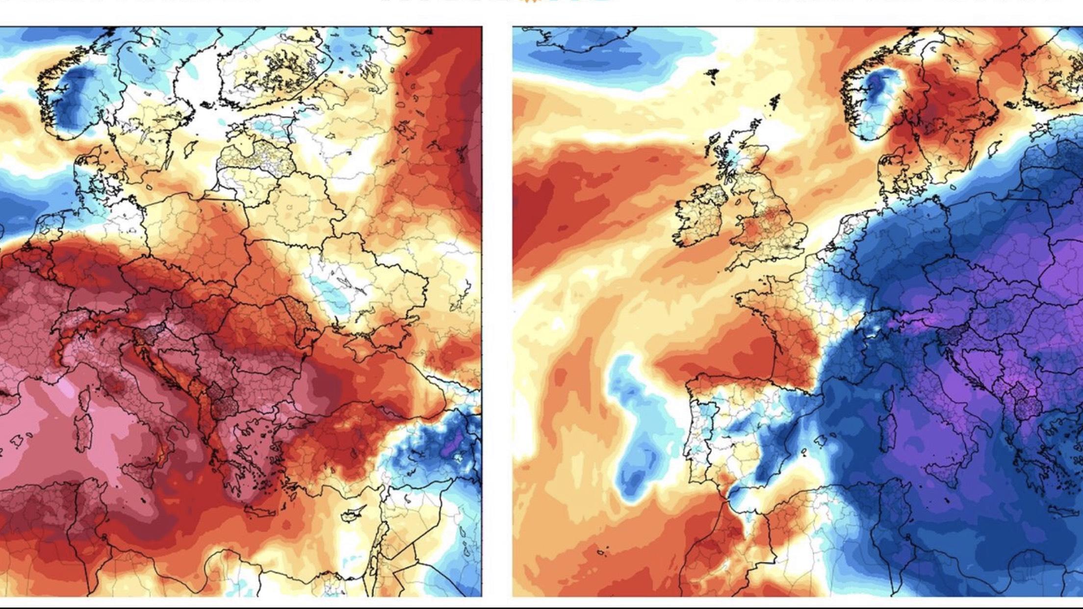 Febbraio comincia con il caldo, ma poi arriveranno vento gelido ? e fiocchi di neve