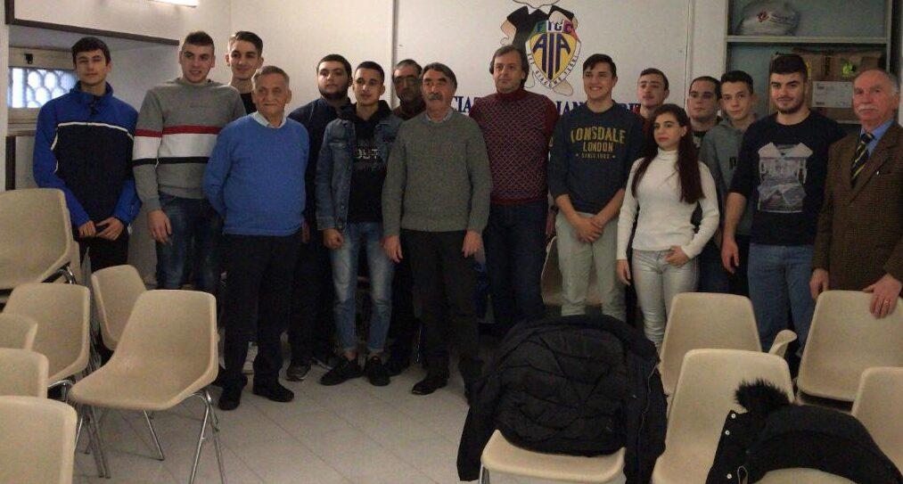 Nuovi giovani arbitri per l'AIA di Avezzano