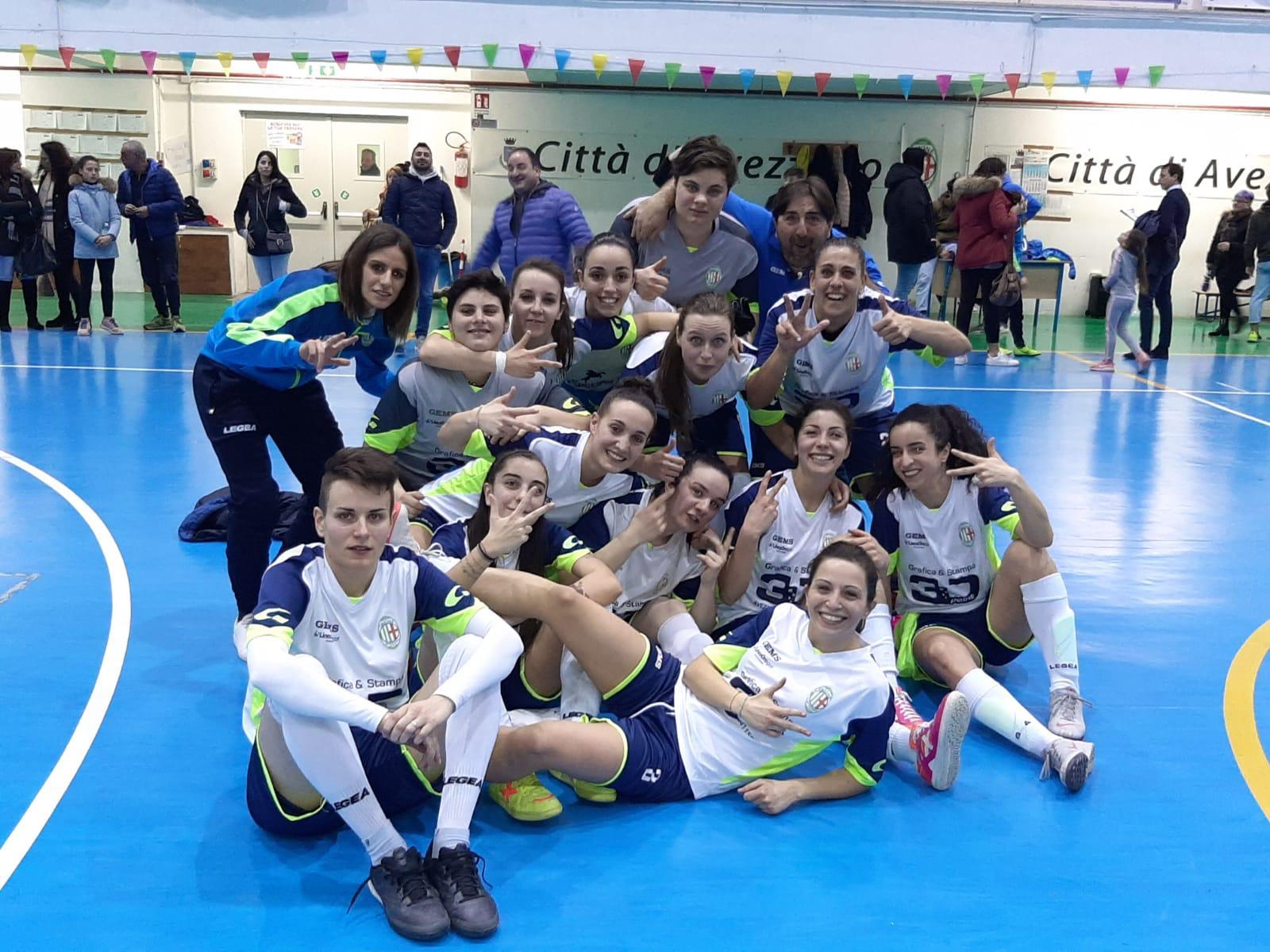Serie C1 femminile: promozione in Serie A2 per l'Orione C5