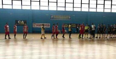 Serie C1 Futsal: Vince ancora lo Sport Center, zero punti per le altre marsicane