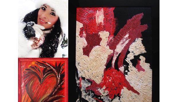 Premio Internazionale città di New York, nuovo riconoscimento all'artista marsicana Alessia Pignatelli