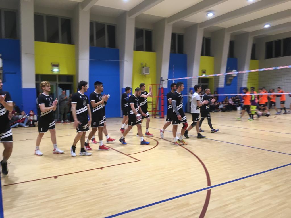 Pallavolo Maschile Serie C. I Leoni vincono il derby contro L'Aquila