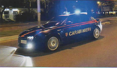Tenta di togliersi la vita, salvato dai Carabinieri dell'Aquila