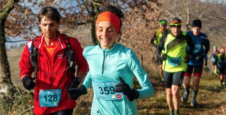 Chiara Benedetti e Mohammed Lamiri si aggiudicano la vittoria nel trail del monte Labbrone