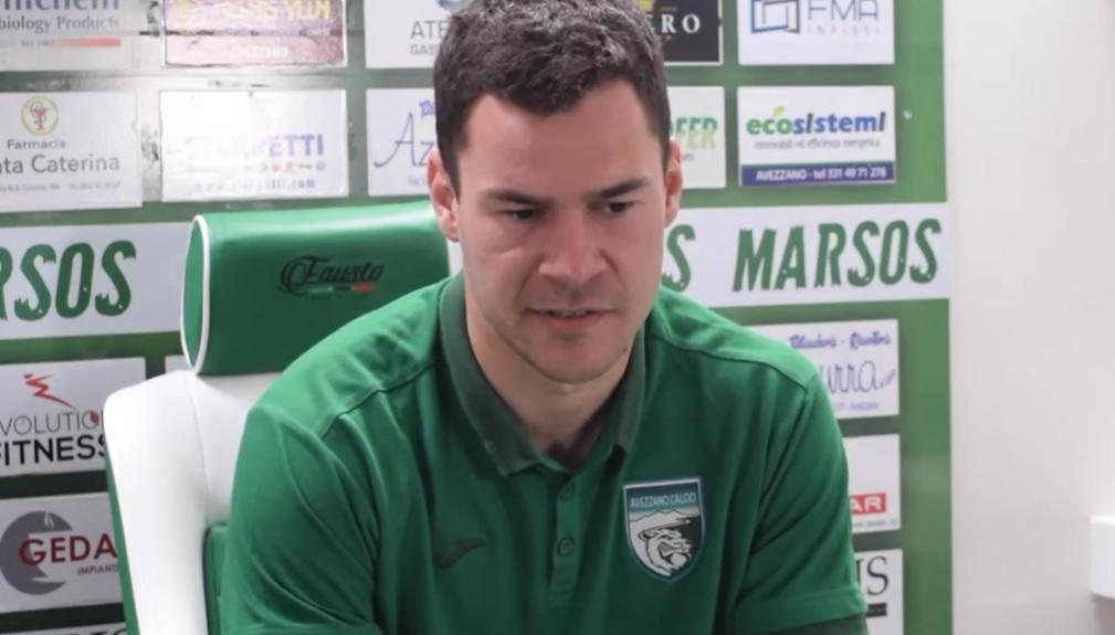"""Avezzano Calcio, Ciolacu: """"Credo nella salvezza, altrimenti non sarei qui. Fondamentale fare punti"""""""