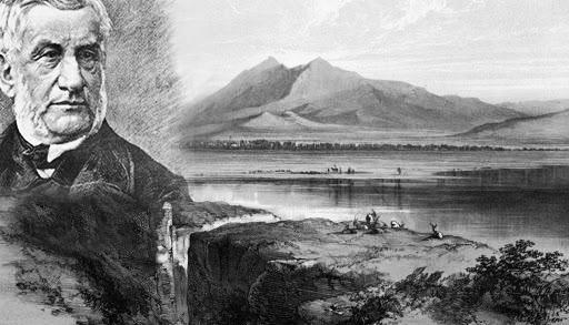 134 anni fa moriva il principe Alessandro Torlonia, artefice del prosciugamento del Lago del Fucino