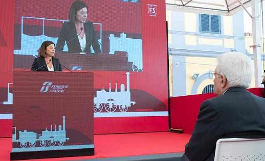 """Il ministro del MIT De Micheli ad Avezzano, """"senza le infrastrutture non c'è futuro per la Marsica"""""""