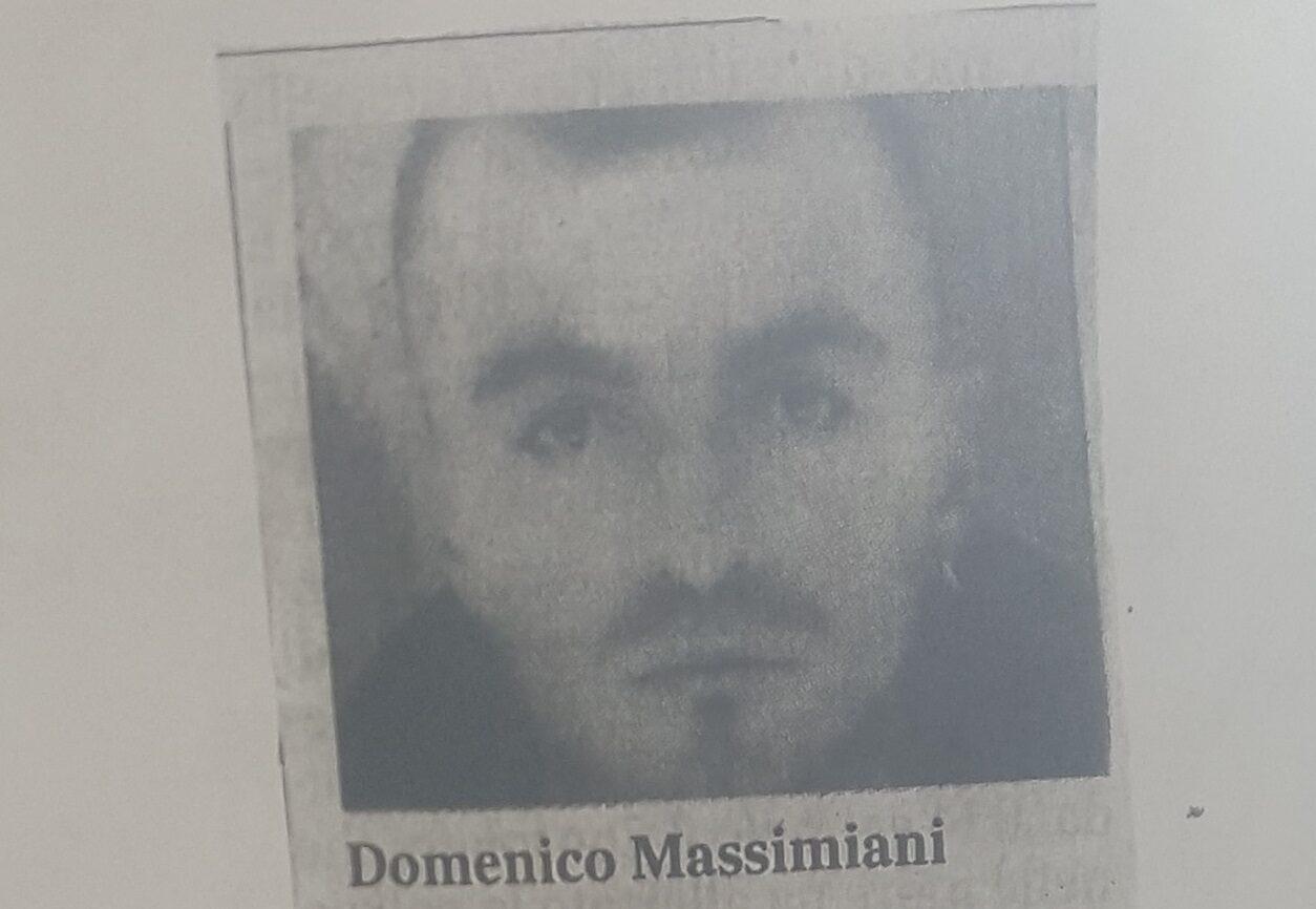 Morte di Domenico Massimiani, Volantini in giro per Avezzano per non dimenticare | Fu pestato a sangue in Piazza Matteotti