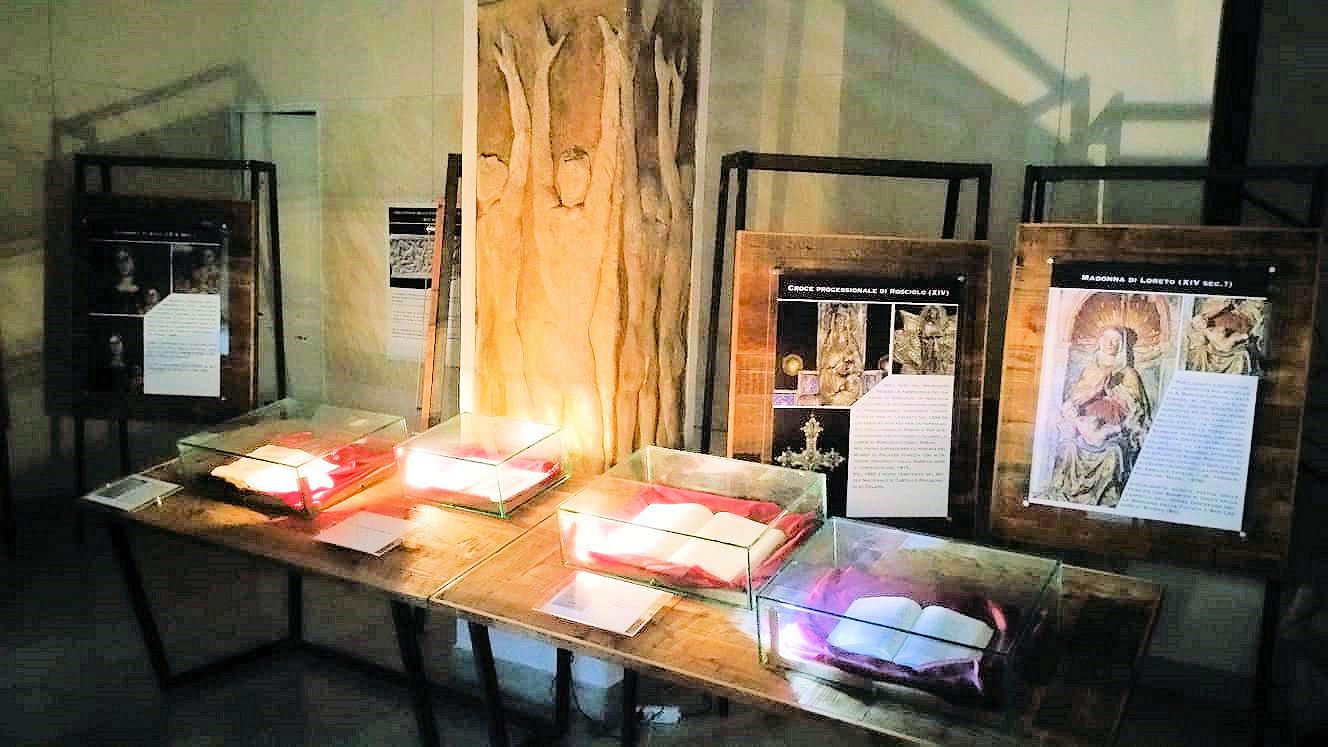 Grande successo per la mostra documentaria dell'Associazione Culturale Antiqua
