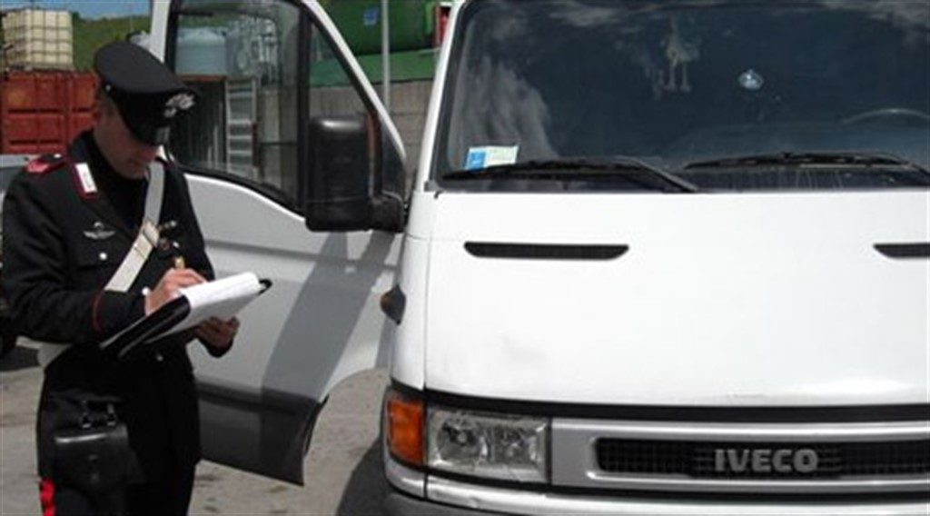 Uomo di Avezzano a processo dopo aver rubato un furgone davanti alla stazione