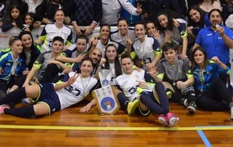 Calcio a 5 femminile: oggi l'Orione affronta il Cataforio in Coppa Italia
