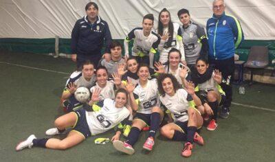 Futsal femminile, ancora una vittoria per l'Orione nella gara contro Loreto Aprutino