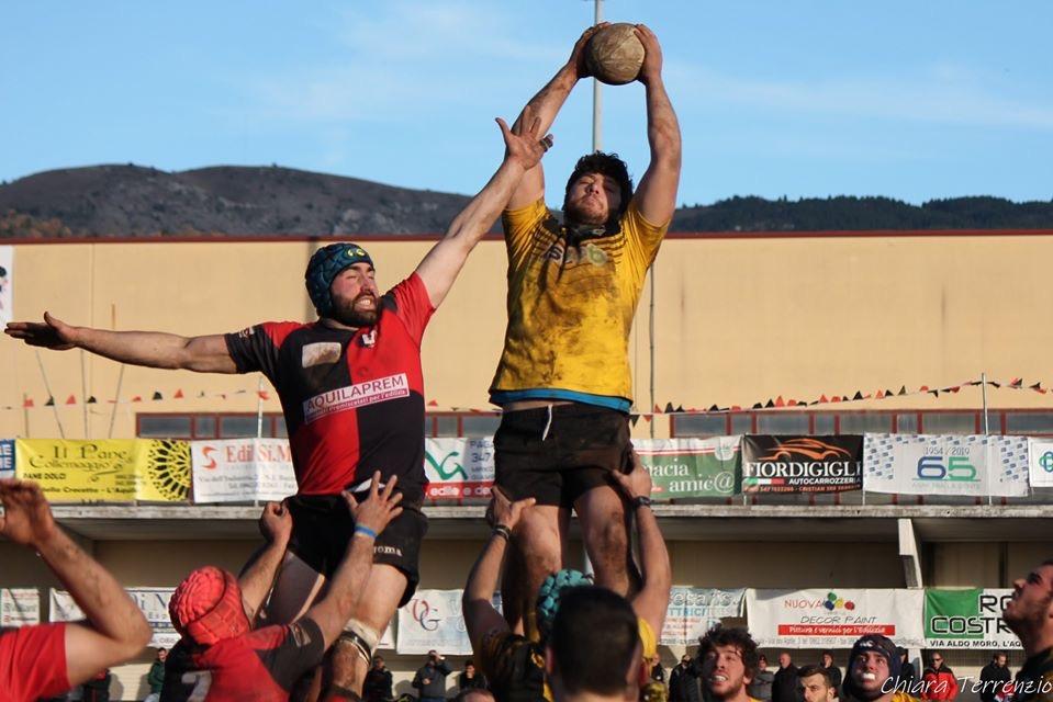 L'Avezzano rugby vince a Catania e continua la caccia al primo posto, vince anche l'under 18